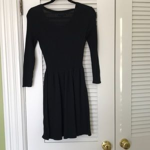 American Eagle Outfitters Dresses - Black Sweater Dress
